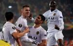 [Europa League 8강] 발렌시아 2 - 0 비야레알