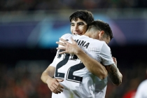 [Champions League H조] 발렌시아 2 - 1 맨체스터 유나이티드