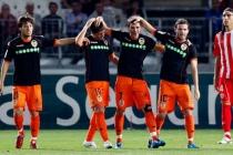 [La Liga 8R] 알메리아 0 - 3 발렌시아
