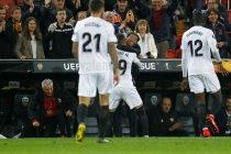 [Europa League 16강] 발렌시아 2 - 1 크라스노다르
