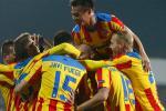 [Europa League 16강] 루도고레츠 라즈그라드 0 - 3 발렌시아
