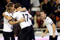 [Europa League B조] 발렌시아 3 - 1 릴