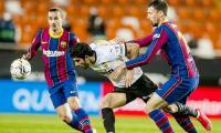 [Jornada 34] 발렌시아 2 - 3 바르셀로나