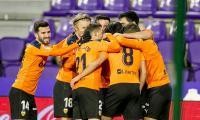 [Jornada 18] 바야돌리드 0 - 1 발렌시아