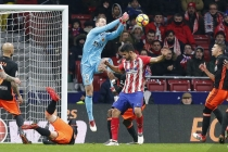 [Jornada 22] 아틀레티코 마드리드 1 - 0 발렌시아