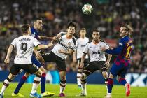 [Jornada 4] 바르셀로나 5 - 2 발렌시아